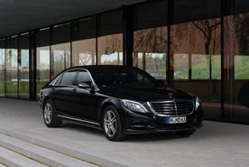 Limousinenservice mit Stil: Mercedes-Benz S350 L