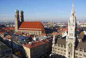 Limousinen- und Chauffeurservice  für Stadtrundfahrten in München