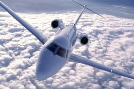Ergänzung zu unserem Limousinenservice: Flugzeugcharter