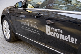 Indiviudeller Chauffeur- & Limousinenservice:  Car-Branding