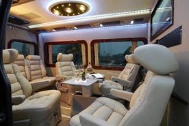 Mercedes Sprinter Luxus Liner  with luxuary interior