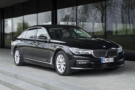 Top line luxury VIP limousine: BMW 730 Ld xDrive