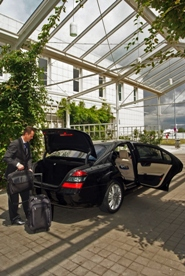 Your chauffeur is your personal  assistant at the same time