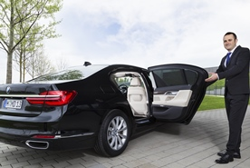 Mobility for your VIP's with our  chauffeured limousine services
