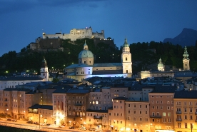 Tour to Salzburg with our  chauffeur and limousine services
